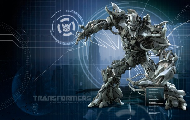 Transformer wallpapers 1