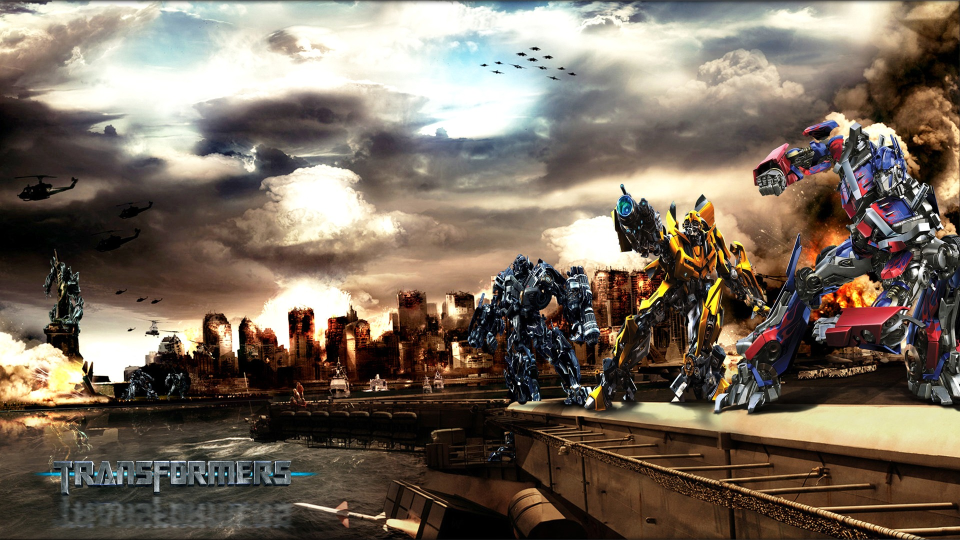 hd transformers wallpapers backgrounds for free download hd transformers wallpapers