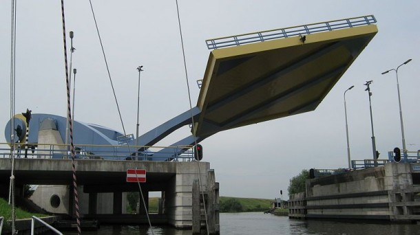Wonderful Engineering – The Flying Drawbridge 4