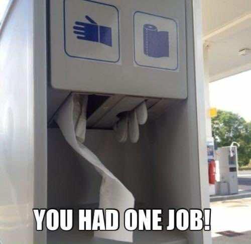 You Had One Job 51