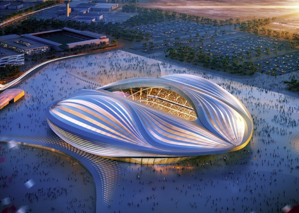 Zaha-Hadid-Al-Wakrah-stadium