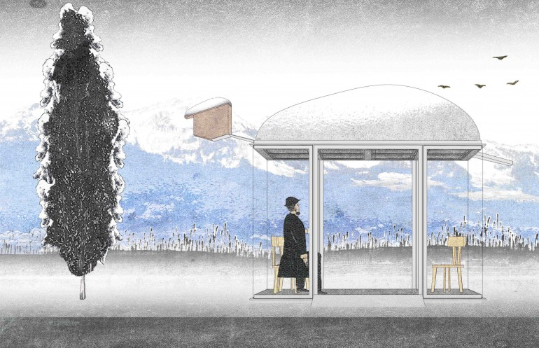 Redesigned Bus Stop