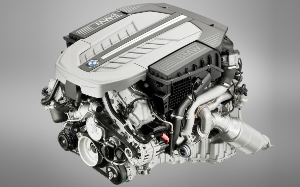 bmw engine wallpaper