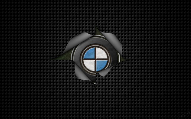 bmw logo wallpaper for desktop