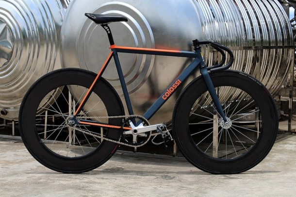 colossi bicycle