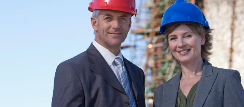 engineers_work_site_man_woman_duo