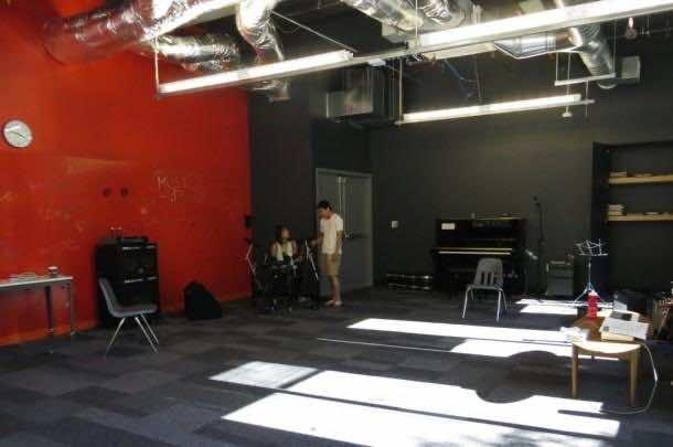 facebook music room