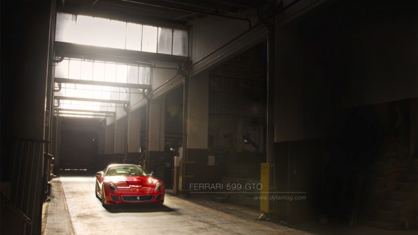 factory wallpaper ferrari