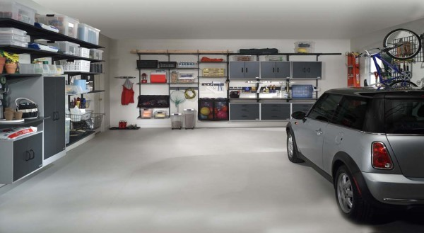 40 awesome ideas to organise your garage. Black Bedroom Furniture Sets. Home Design Ideas