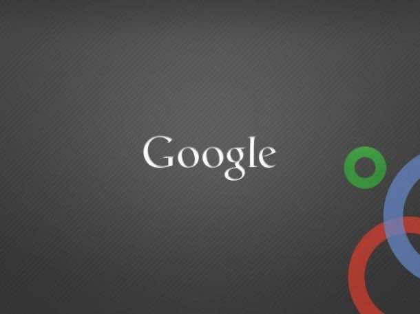 google wallpaper HD widescreen 1