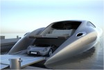 Strand Craft 122 Superyacht and Supercar