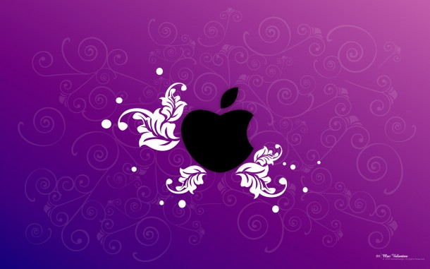 mac wallpaper apple 1