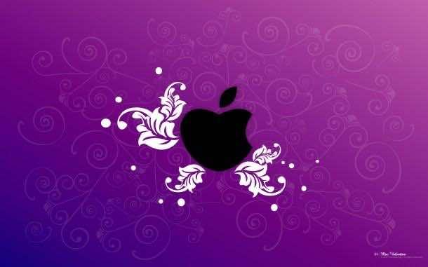 mac wallpaper apple 1