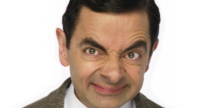 mr-bean-face