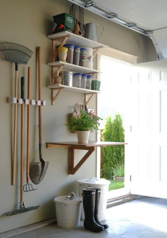 Awesome Ideas To Organise Your Garage