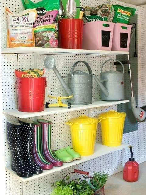 organise garage 9