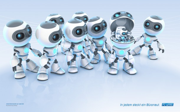 Robot Wallpapers & Backgrounds 8
