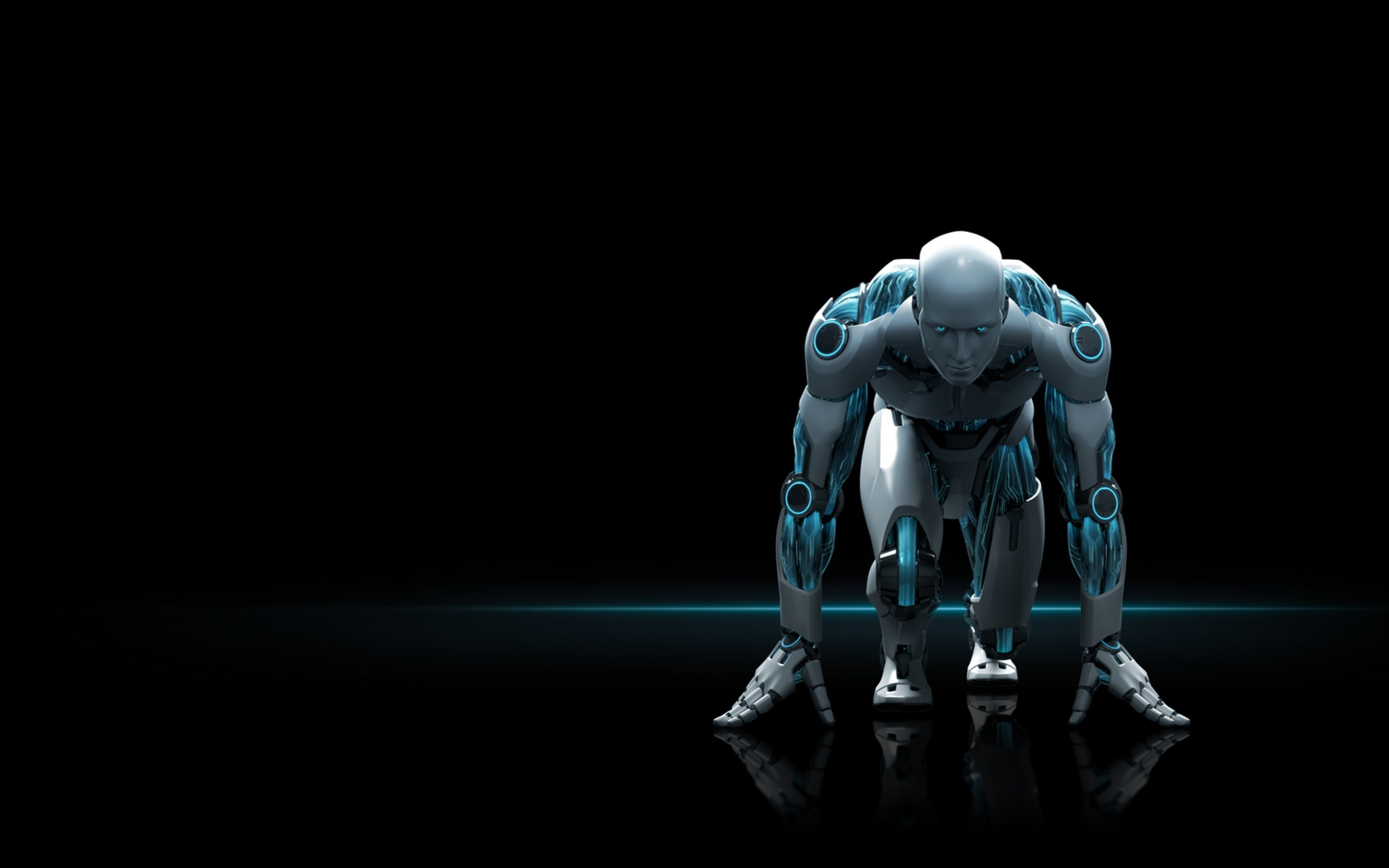 2560 x 1600 ESET NOD32 ANTIVIRUS ROBOT HD Computers,NEW,hd ...