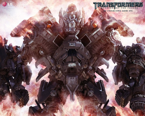 transformers wallpapers 2