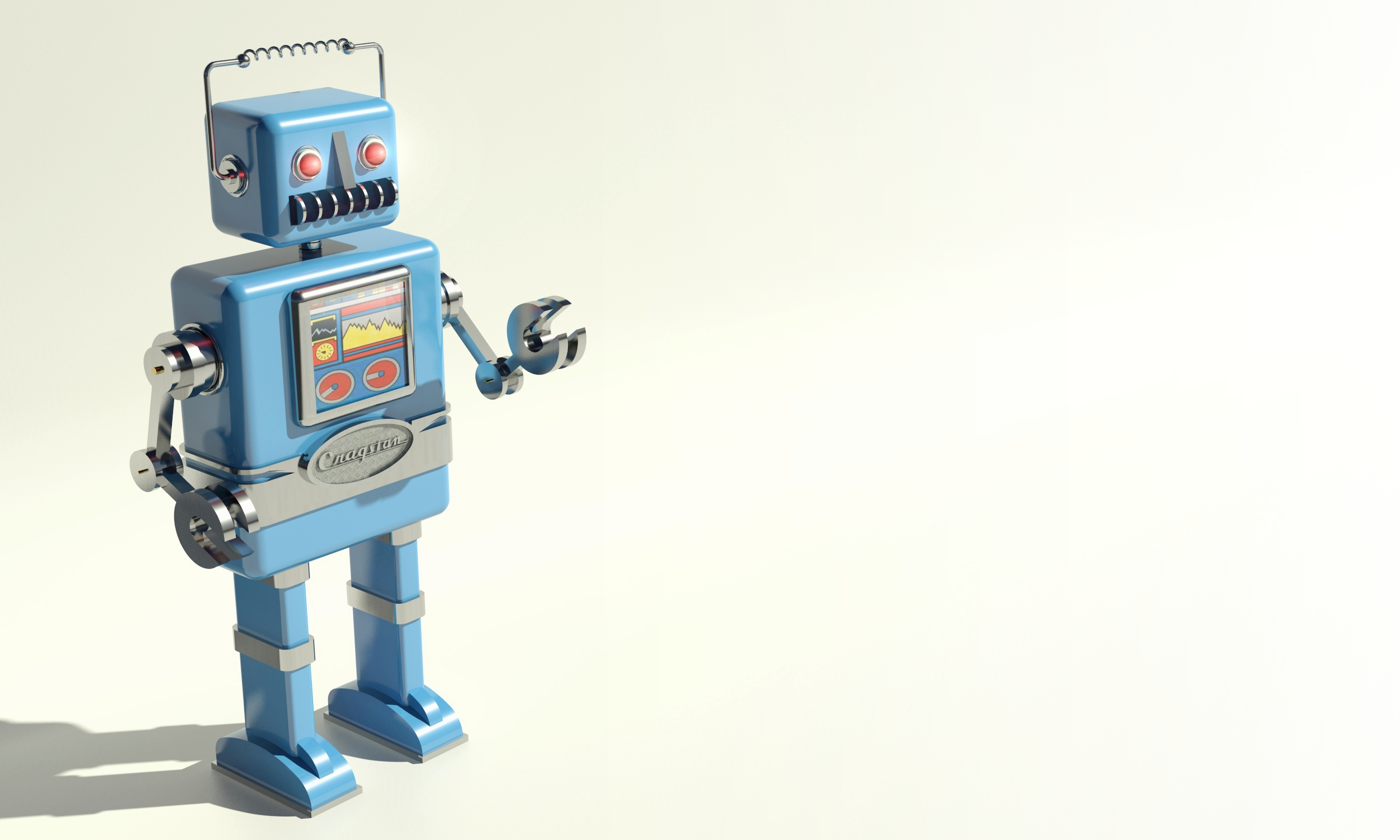 Awesome Hd Robot Wallpapers Backgrounds For Free Download