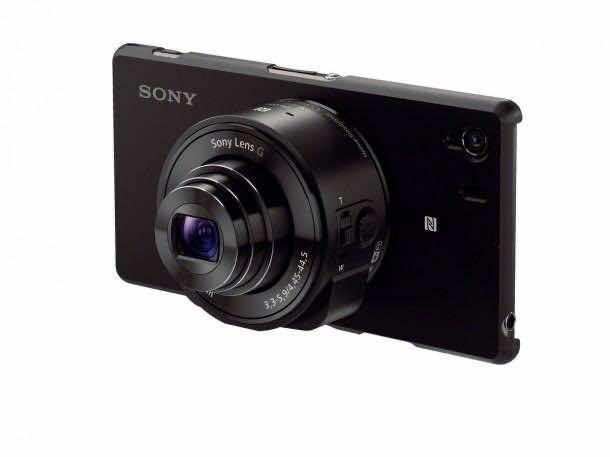 1. Sony Cyber-Shot DSC-QX10
