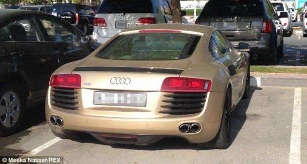 11 Audi R8