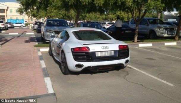 13 Audi R8