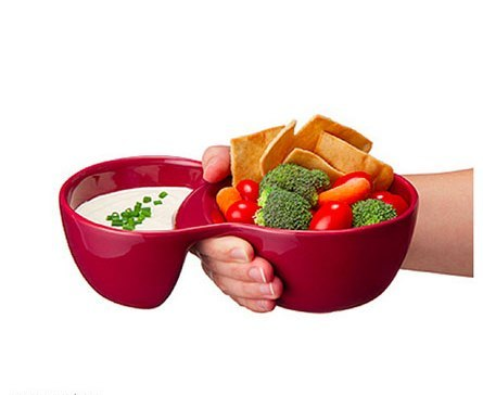 15. Traveler's Snack Bowl