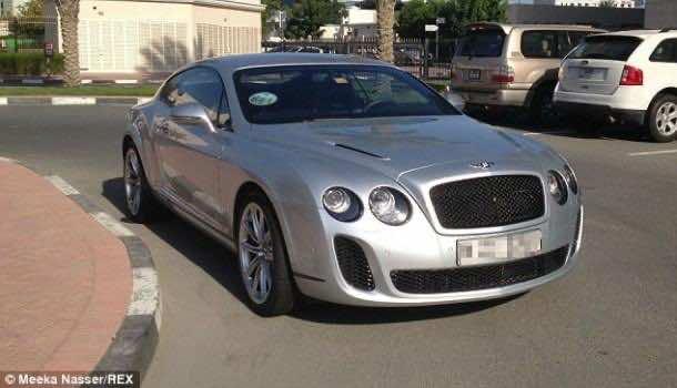 18 Bentley