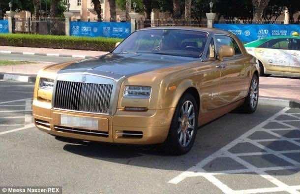 2 Rolls Royce
