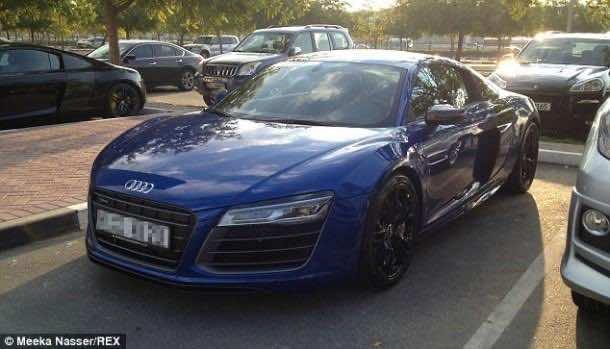 26 Audi R8