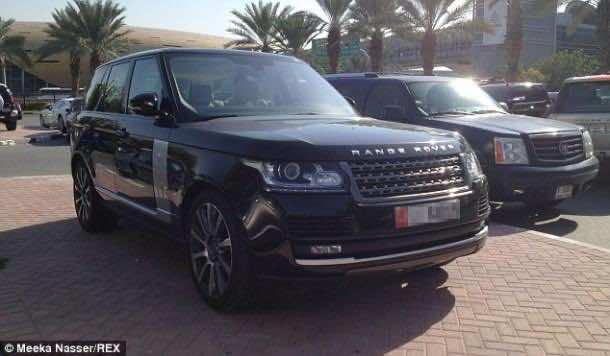 29 Range Rover