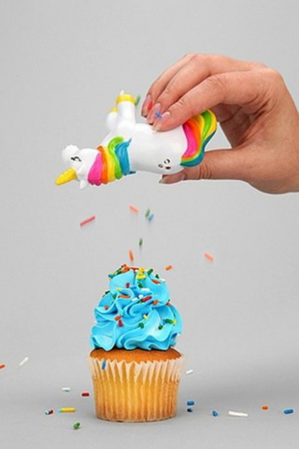 3. Unicorn Seasoning Shaker