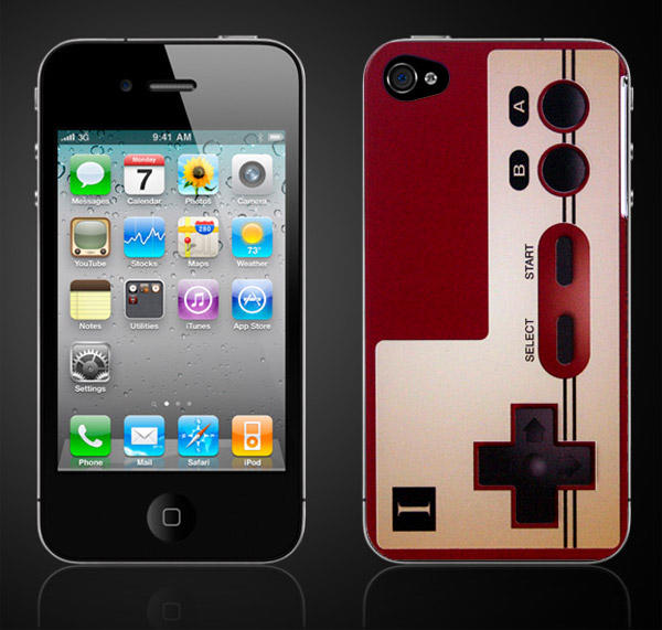 4. NES Controller Case for iPhone 5