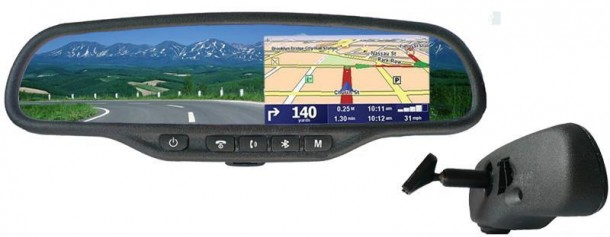 4_3_LCD_GPS_Rear_View_Mirror_Touch_Screen_Monitor