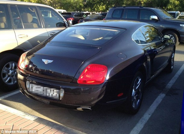 5 Bentley Continental GT