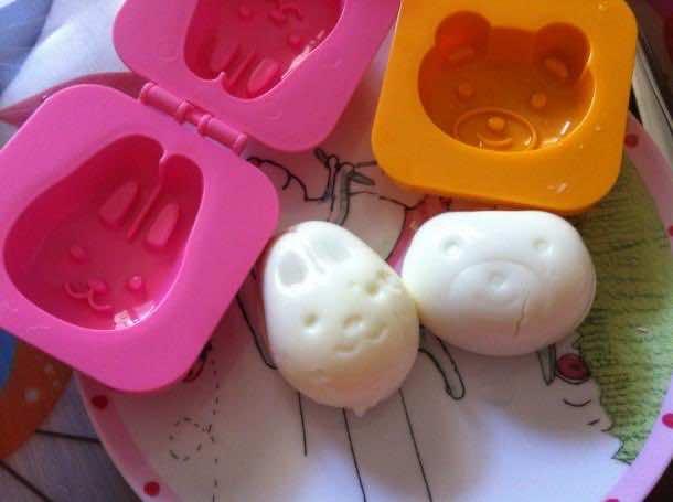 7. Egg Molds