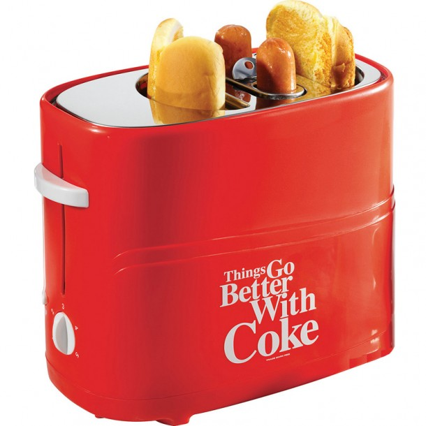 8. Hot Dog Toaster