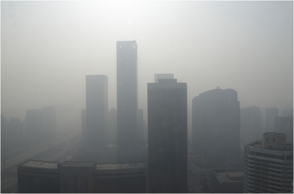 Artificial Rain to Kill Smog– Promise for a Cleaner China