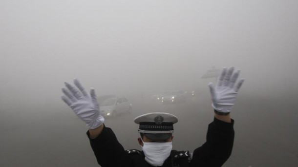 Artificial Rain to Kill Smog– Promise for a Cleaner China 3