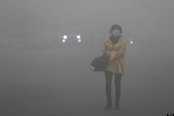 CHINA-ENVIRONMENT-POLLUTION-HEALTH