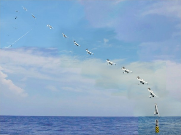 Attack From Beneath Water – Naval UAV