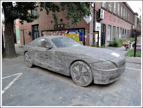 Brick masonry – BMW Replica