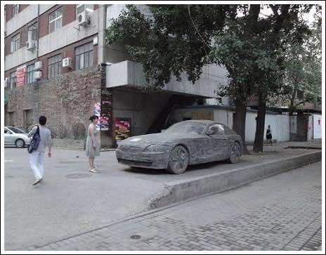 Brick masonry – BMW Replica  8