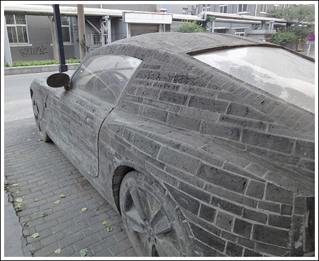 Brick masonry – BMW Replica  9
