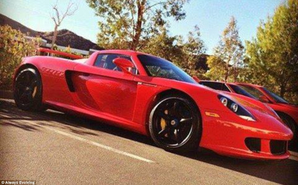 Carrera GT – The Car which Claimed Paul Walker's Life 4