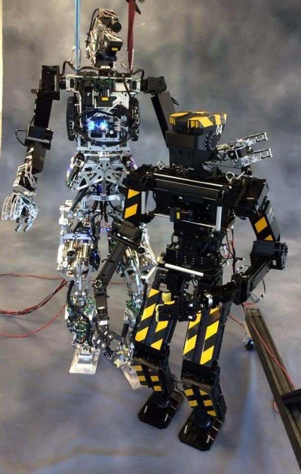 DRC_robots