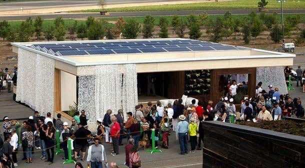 Energy Efficient Homes – Solar Decathlon 2