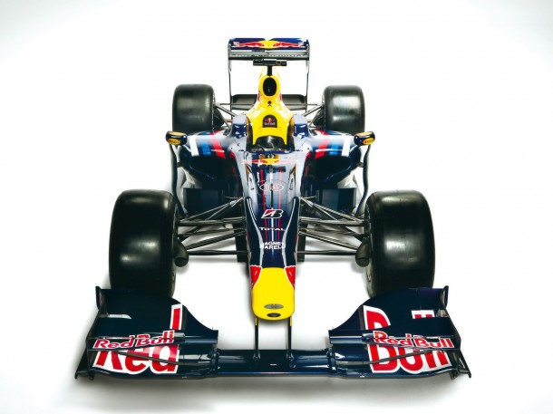 FORMULA 1 - RB5 car presentation