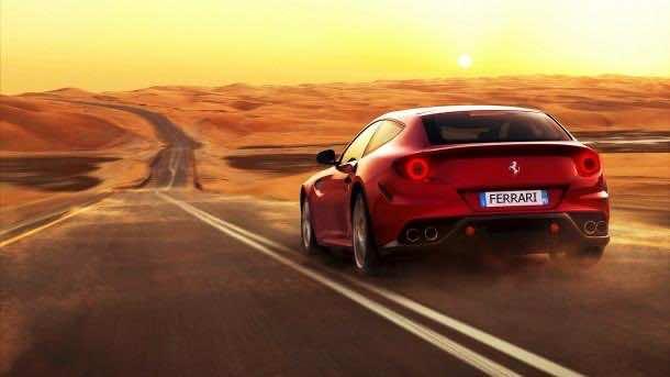 Ferrari Wallpaper 2
